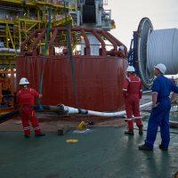 Hess Bergading to Trading Tanker