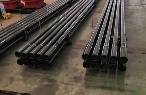 Février 2018 - DRILL PIPE, DRILL COLLAR, HEAVY WEIGHT DRILL PIPE - RDC