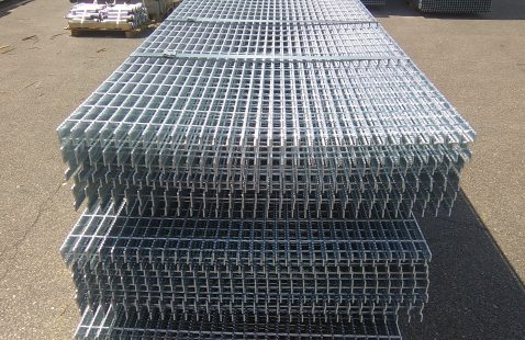 Gratings Electroforged Galvanized