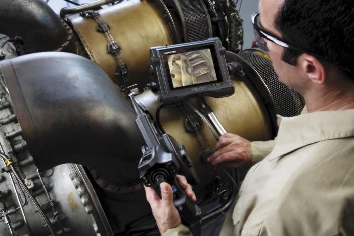 Mars 2017 – Algérie: Contrat de 40K€ pour la fourniture de Vidéoscope Olympus spécialisé pour le secteur Oil and Gas