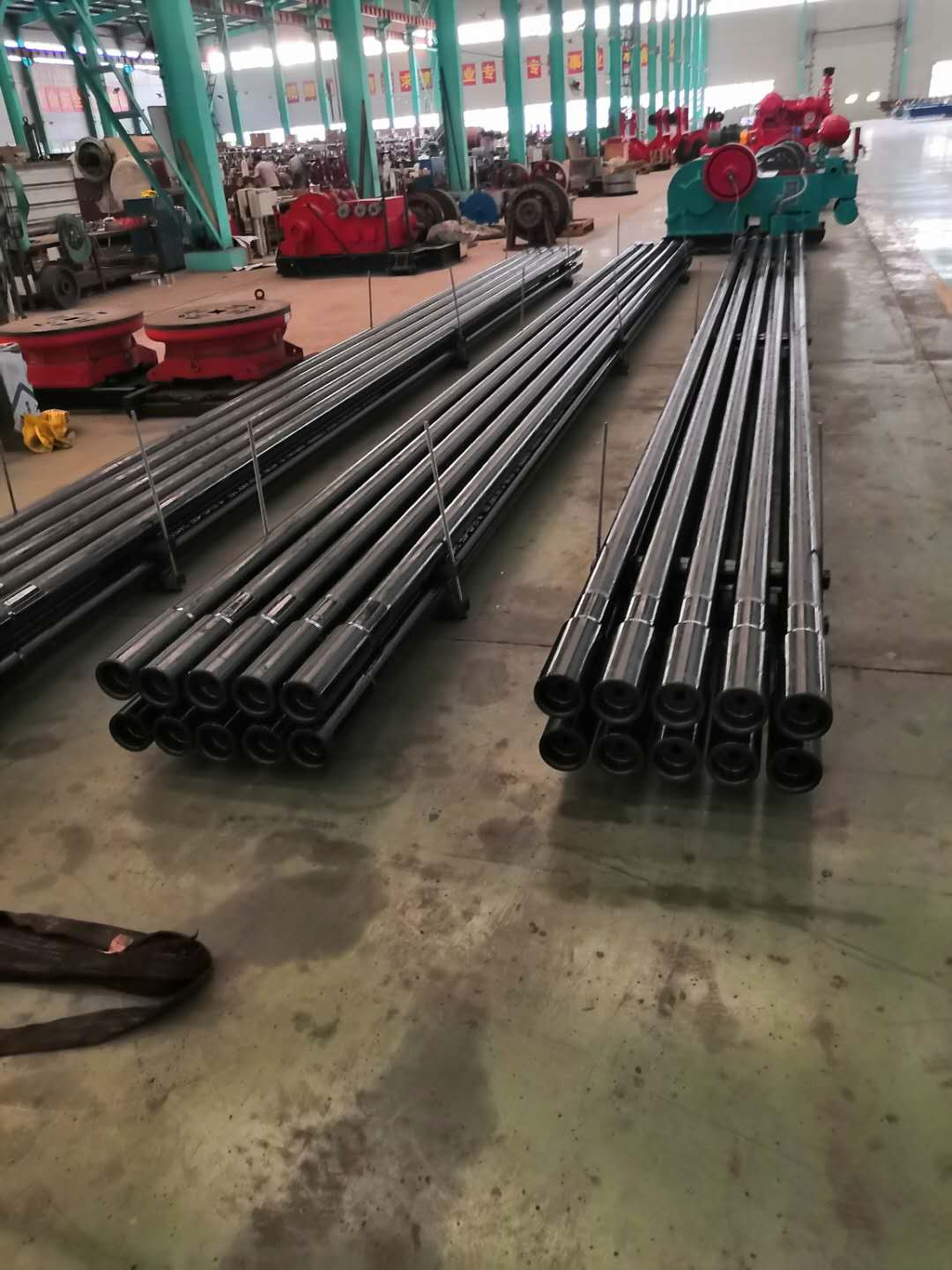 DRILL PIPE, DRILL COLLAR, HEAVY WEIGHT DRILL PIPE - RDC