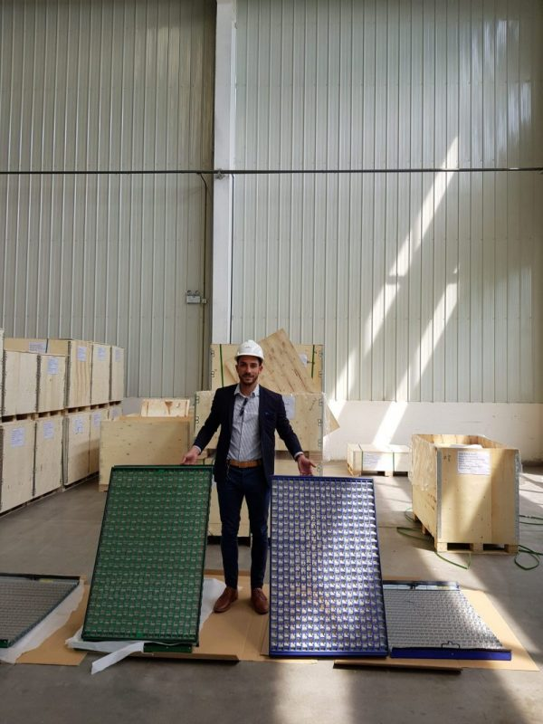 December 2018 - Order for 2,600 Shale Shaker Screens