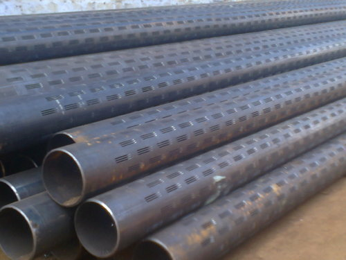 December 2018 - 5000m of Slotted Pipe Casing contract